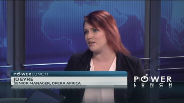Opera reaches 100 million users in Africa » Guardian TV