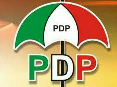 Image result for The People's Democratic Party (PDP)