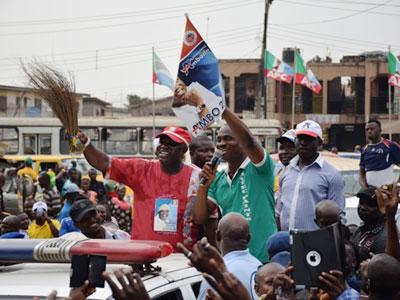 Ambode-rally