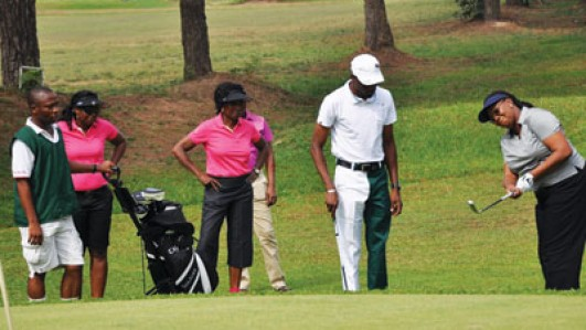 Golfers-P
