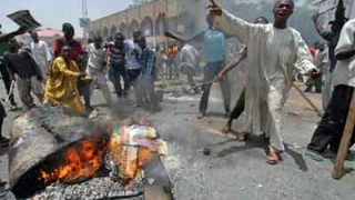 Nigeria-Elections-Protest