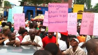 Protest-INEC