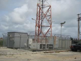 Telecoms-Mast