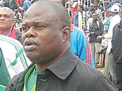 Athletics Federation of Nigeria (AFN) Coach, Stephen Nuhu.