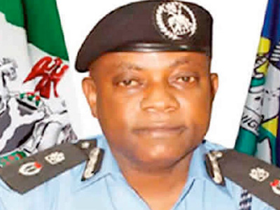 Aderanti, Former Lagos State commissioner of Police