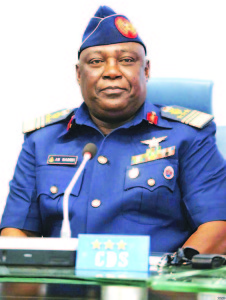 Alex Badeh, Chief of Defence Staff