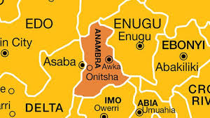 Anambra and its communities. Image source thecable