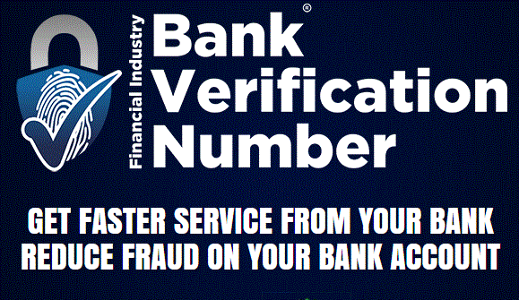 Bank Verifcation Number(BVN). Image source mmo Nigeria