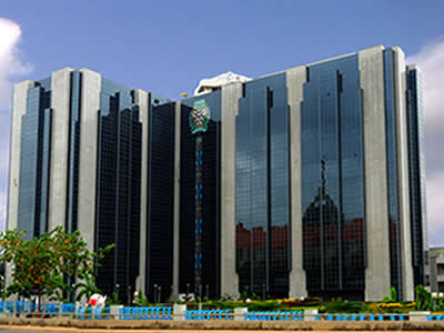 Central Bank Of Nigeria building