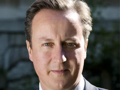 British PM, David Cameron