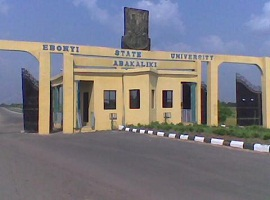 Ebonyi state entrance. Image source logbaby