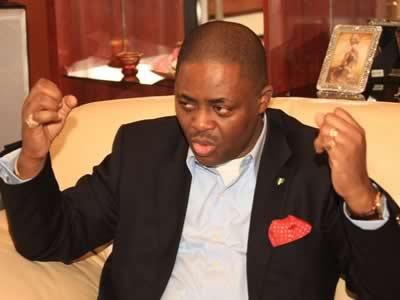 Media Director of the PDP Presidential Campaign Organisation (PDPPCO), Femi Fani-Kayode. Image Source Ynaija