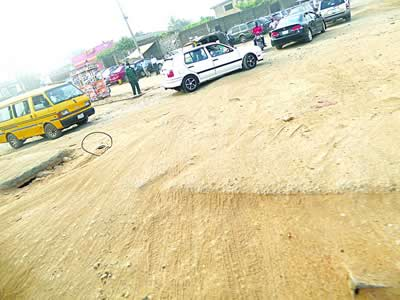 Road, Infrastructural project