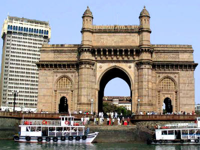 The Gateway of India. Source: Wikitravel