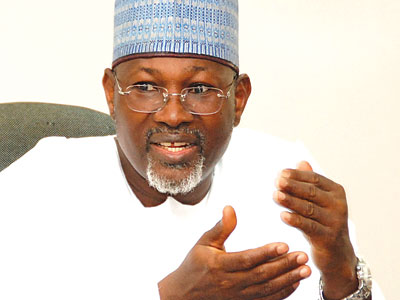 Prof. Attahiru Jega, the Chairman of INEC. Image source nigerianeyeonline