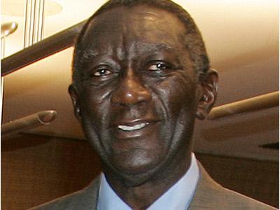 John Kufuor