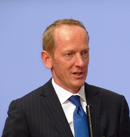 Dr. Karl-Thomas Neumann CEO of the Opel Group since July 2014. Source: Wikipedia