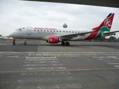 Kenyan airways. Image source aviationnews