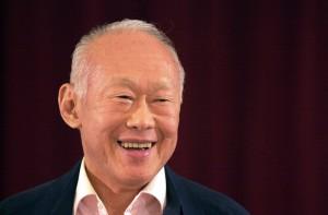 Lee Kuan Yew  //Photo: Singapolitics