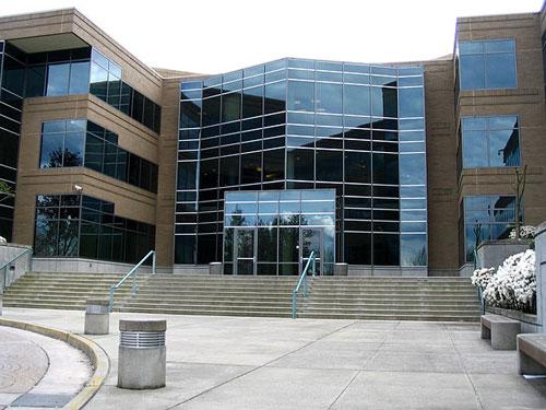 Microsoft Building //Photo: Wikipedia