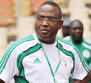 NFF Secretary General, Musa Amadu. Image source Nigerian Football