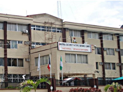 Nigeria Security and Civil Defence National Headquarters, Abuja