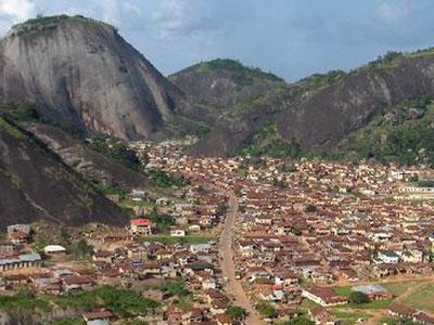 Idanre hills, Ondo