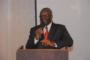 Prof. Ibrahim Gambari