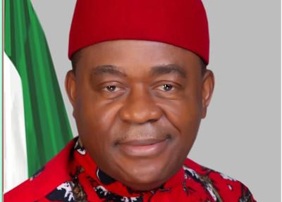 Governor Theodore Orji of Abia State