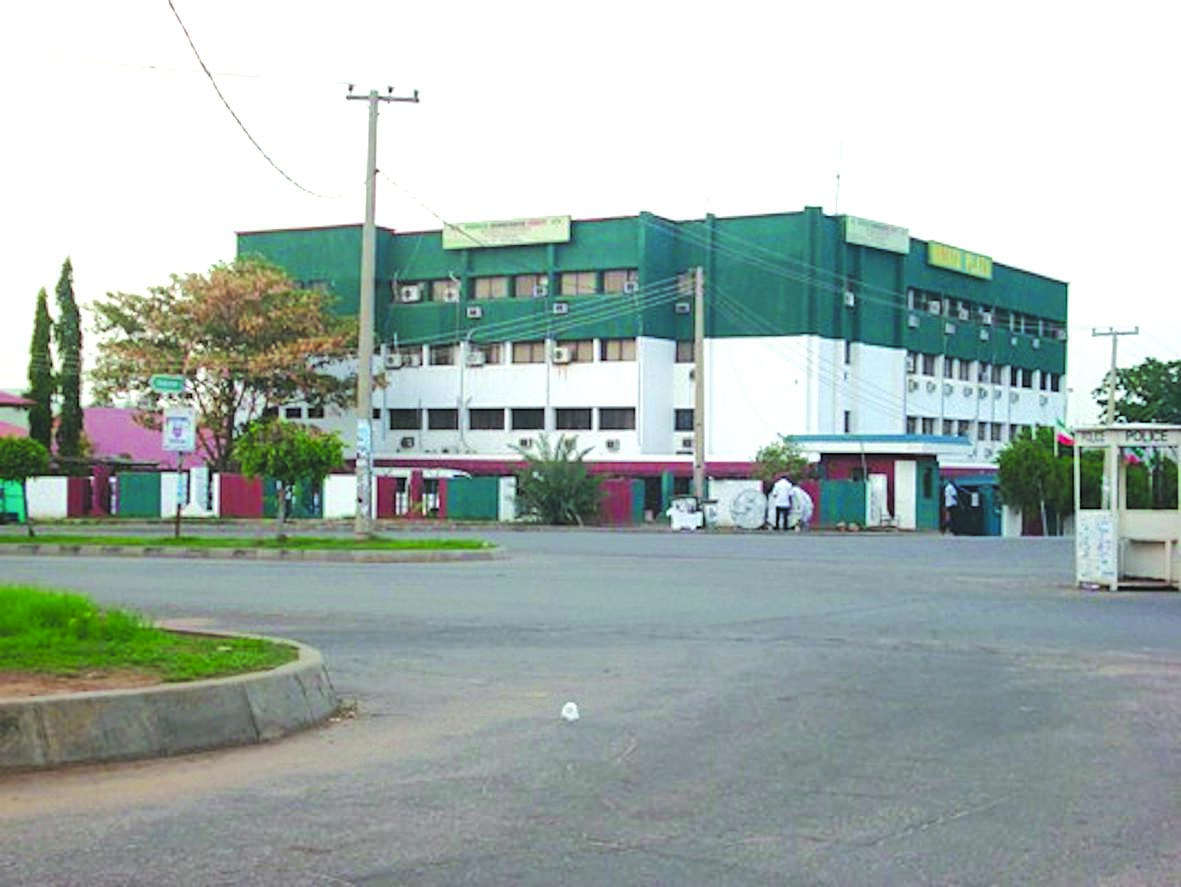 Wadata Plaza... PDP's National Secretariat in Abuja