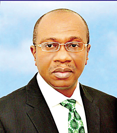 Godwin Emefiele, CBN governor... the apex bank has a role in the re-engineering of Nigeria's economy