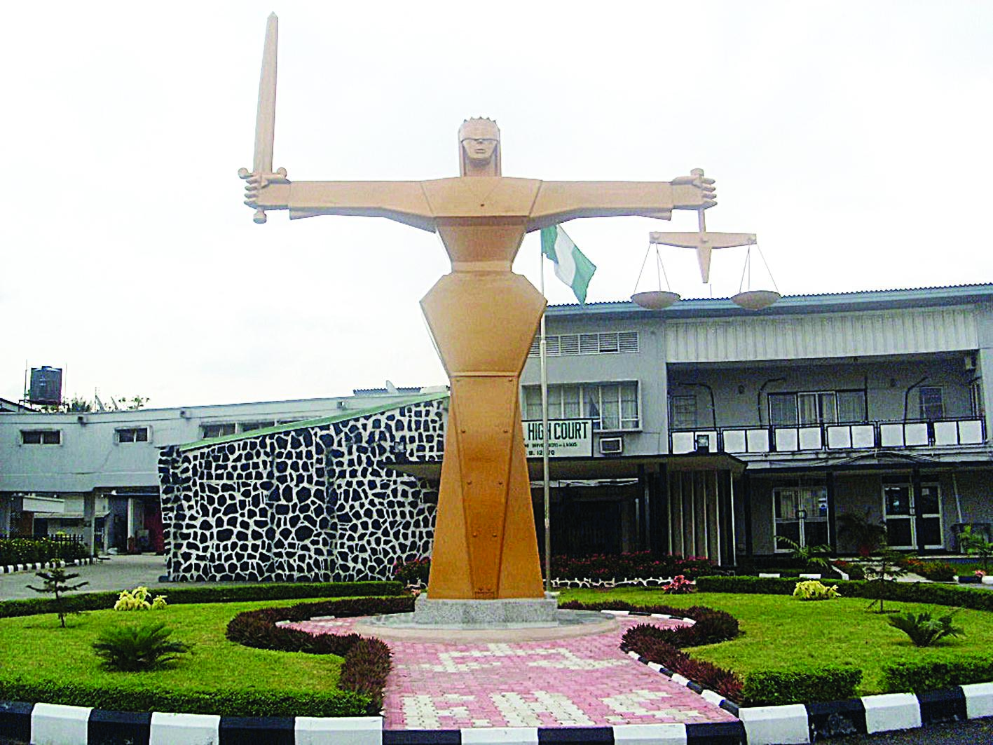 Image result for pictures of Nigeria's court logo