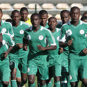 Flying eagles