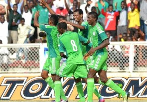 Flying Eagles Against Congo 4 - 1