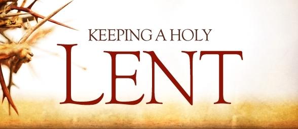 keeping A Holy Lent. Image source Udupitoday