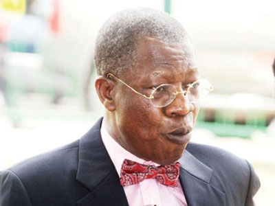 Lai Mohammed, National Publicity Secretary of APC