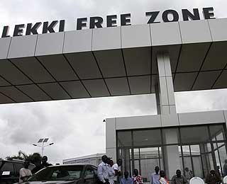Lekki, Lagos. Image source ekoakete