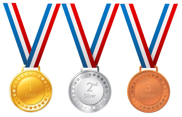 Medals. Image source wavejted