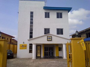 MTN's Connect Office, Ekiti. //Photo: Google+