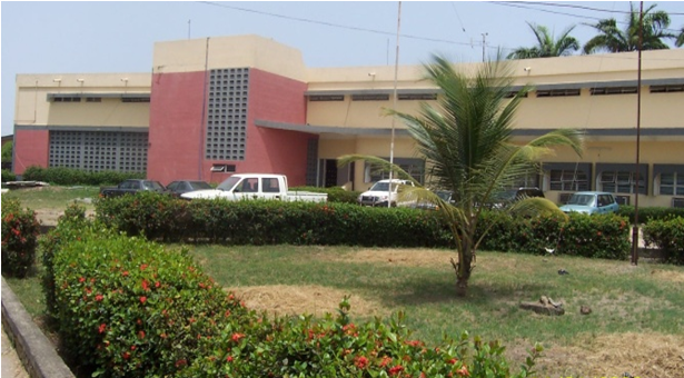 THE Nigerian Institute of Oceanography and Marine Research (NIOMR0 Headquarters, Lagos. Image source waappaquaculture