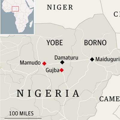 North of Nigeria