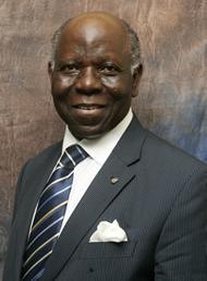 Chief Olusegun Osunkeye, retired former Chairman of Lafarge Africa Plc. Image source Lafarge
