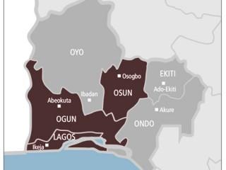 South-West Nigeria