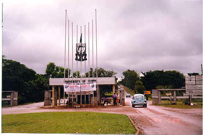 University of Ilorin, where  meeting was held by the National Executive Council (NEC)