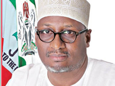 PDP National Chairman, Adamu Mu'azu