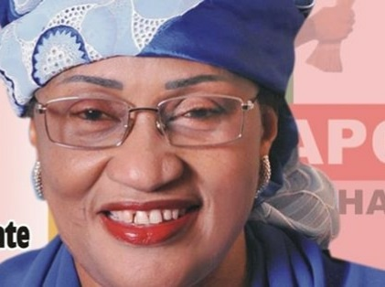 APC governorship candidate in the last general elections, Aisha Alhassan