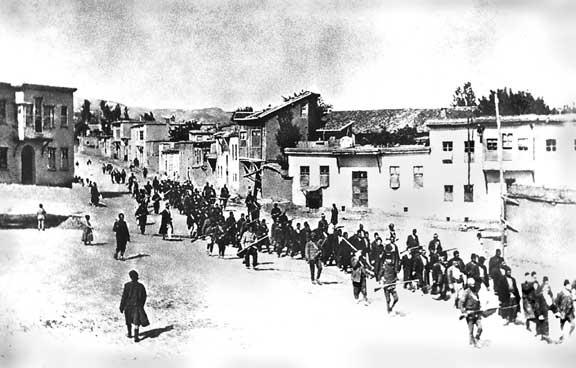 Armenians genocide