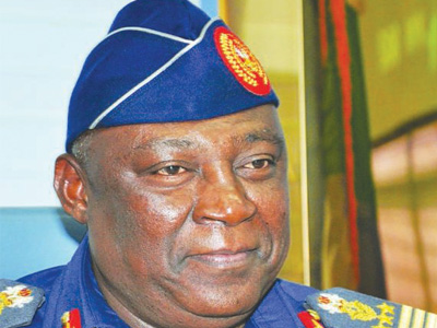 Air Chief Marshal, Alex Badeh