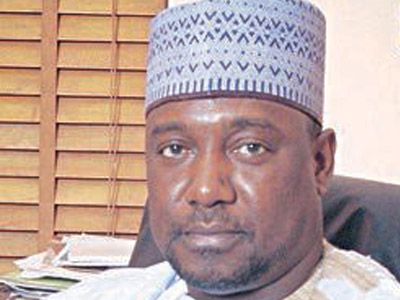 Niger State Governor,Abubakar Bello