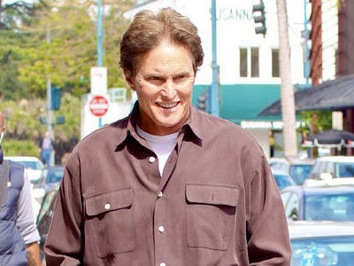 Bruce Jenner before the transformation